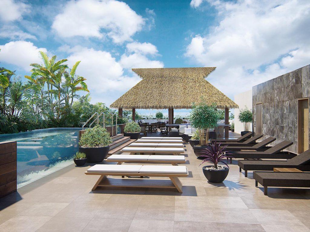 Corazon Playa Roof Playa del Carmen