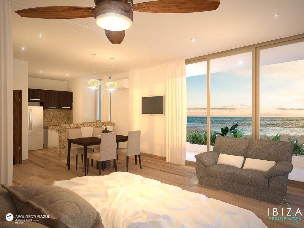 Ibiza Residences Recamara Playa del Carmen