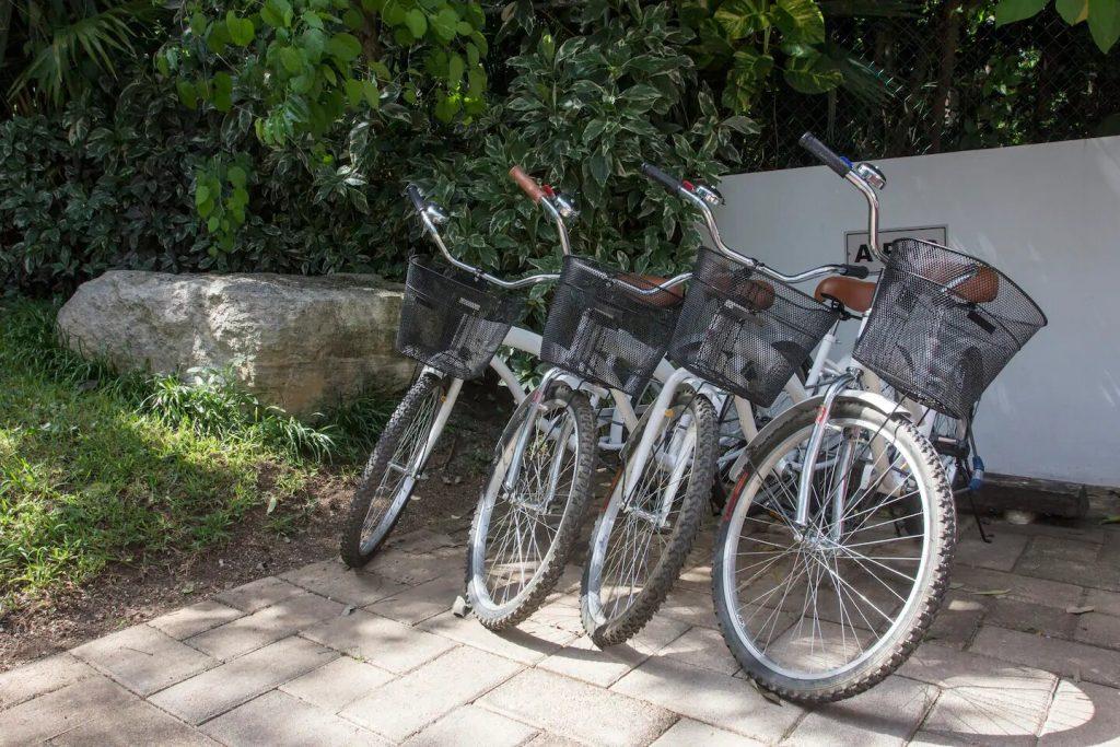 mar h20 bicicletas playa del carmen